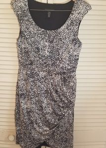 Black and White Dress by Apostrophe